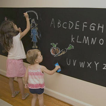 Environmental Stickers Children Pen Wall Sticker [4923096260]