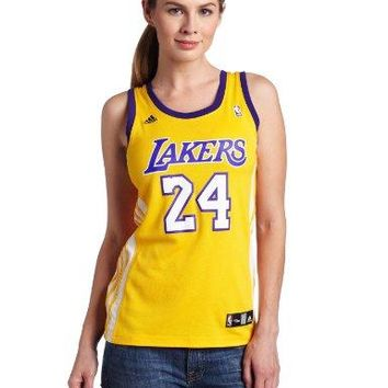 NBA Los Angeles Lakers Kobe Bryant Replica Jersey Women's