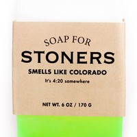 Stoners Cannabis Scented Soap - Smells Like Colorado