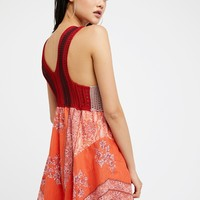 Free People Katie's Mini Dress