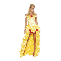 Roma Costume Womens Deluxe Fairytale Halloween Party Princess Costume