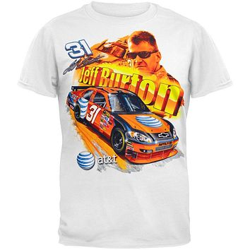Nascar - Jeff Burton Photo T-Shirt
