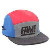 Hall of Fame 3M Fame Block 5 Panel Camper Hat - Mens Backpack - Multi - One