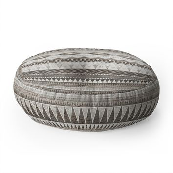 Iveta Abolina Milkyway Floor Pillow Round