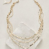 Serefina Dreamlake Collar Necklace in Gold Size: One Size Necklaces