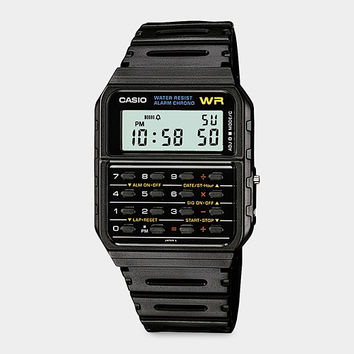 Casio Digital Calculator Watch