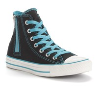 Converse All Star Side-Zip High-Top Sneakers for Women