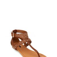 Westward Studded Sandals
