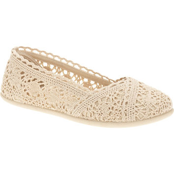 Walmart: Faded Glory Women's Charmi A-Line Flat
