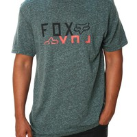 Fox Racing Men's Ridge Premium Fabric Graphic T-Shirt