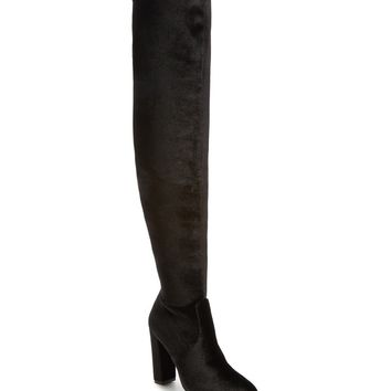 Steve Madden Emotionv Over the Knee Boot (Women) | Nordstrom