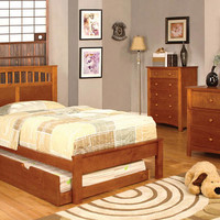 Sky Forest Twin Size Platform Bed