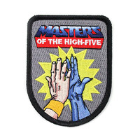 Masters Of The High-Five Patch