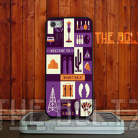 Welcome To Night Vale for iPhone 4/4s/5/5s/5c - iPod 4/5 - Samsung Galaxy s3 i9300/s4 i9500 - Rubber/Plastic