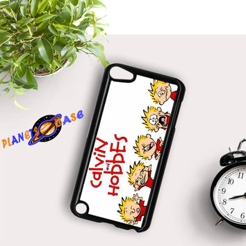 Calvin And Hobbes Comics Trip iPod Touch 6 Case Planetscase.com