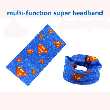 Multifunctional Cycling Mask Bicycle Bike Bandanas Turban Hood Training Mask Hairband Riding Ski Caps Sport Neck Scraves HS1-2