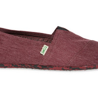 Oxblood Earthwise Men's Vegan Classics US 14
