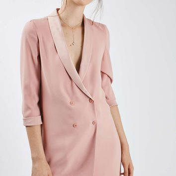 Soft Tailored Blazer Dress - Topshop