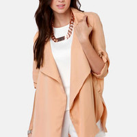 Costa Blanca Sloan Peach Jacket