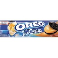 NEW Cookies Oreo Orange Ice Cream Flavor Limited Edition 29 G. X 6 Packs