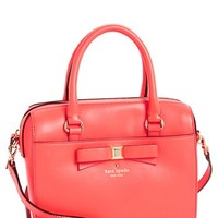 kate spade new york 'holly street - ashton' leather crossbody satchel