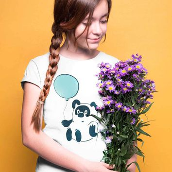 Winnie Pooh Russian Style T-shirt (Youth)