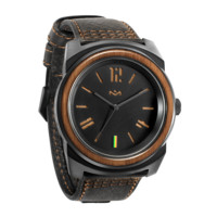 Capsule Leather Watch - Watches | House of Marley USA