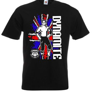 The Dynamite Kid Wrestling Legend T Shirt