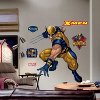Fathead X-Men Wolverine Wall Decal