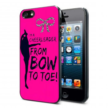 BOW TO TOE iPhone Case And Samsung Galaxy Case