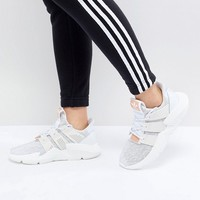 adidas Originals Prophere Sneakers In White at asos.com