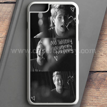 Luke Hermings Collages All Photo iPhone 6 Case | casefantasy