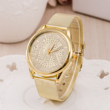 Hot Vintage Fashion Quartz Classic Watch Round Ladies Women Men wristwatch On Sales (With Thanksgiving&Christmas Gift Box)= 4673076100