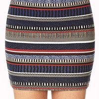 Global Girl Bodycon Skirt