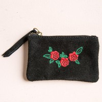 MINI ROSE COIN POUCH