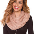 Liberty Infinity Scarf - Rose - One Size / Rose