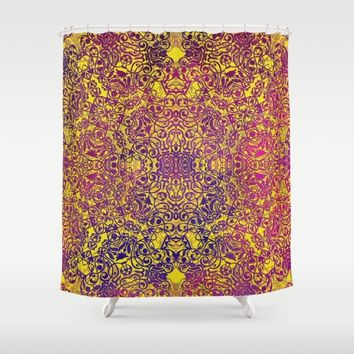 Magic 29 Shower Curtain by jbjart