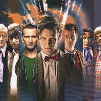 Doctor Who The Doctors Poster 24x36