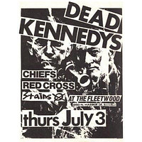 Dead Kennedys Poster 27inx40in