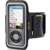 Amazon.com: BELKIN Sport Armband for iPod Nano 5G: MP3 Players & Accessories