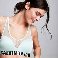 Calvin Klein ID Fashion Push-Up Bralette - Urban Outfitters