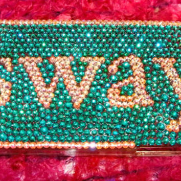 Custom Cell Phone Case Made With SWAROVSKI® ELEMENTS