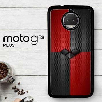 Harley Quinn Black Diamonds X4976  Motorola Moto G5S Plus Case