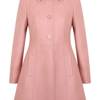 Single Breasted Button Coat - Coats & Jackets - Sale & Offers