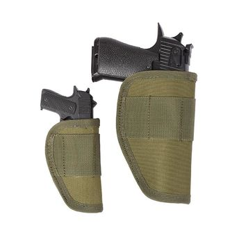 Military Airsoft Outdoor Tactical Concealed Belt Gun Holster for All Compact Subcompact Pistols Case Military Gear