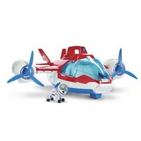 Paw Patrol, Lights and Sounds Air Patroller Plane : Target
