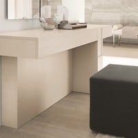 Ash dressing table Prestige Collection by SMA Mobili