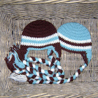 Baby Boy Hat, Earflap baby hat for boys