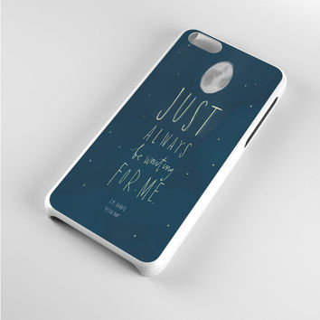 Peter Pan Quotes iPhone 5c Case