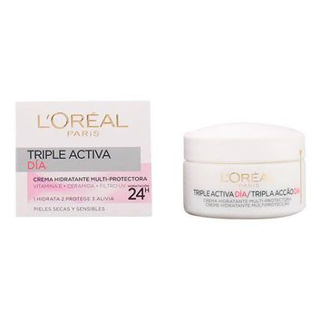 L'Oreal Make Up - TRIPLE ACTIVA day cream PS 50 ml